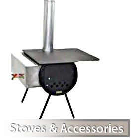 Stoves and  Accessories